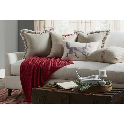 Provence home collection artisan classic stripe linen for Classic home collection