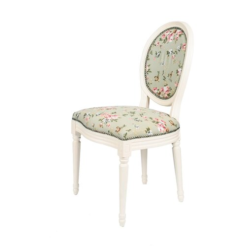 derry s floral upholstered dining chair reviews