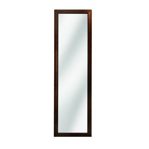 erias home designs raven leaner wall mirror | wayfair