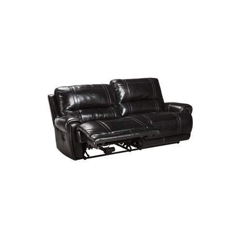 Signature Design By Ashley Paron Leather Sofa & Reviews | Wayfair