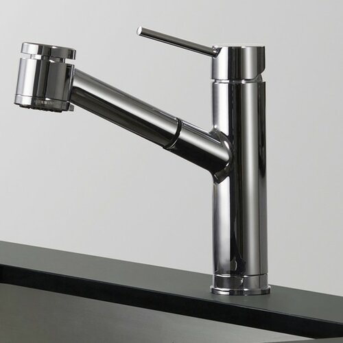 kraus kitchen faucet pullout stream with - Kraus Faucets