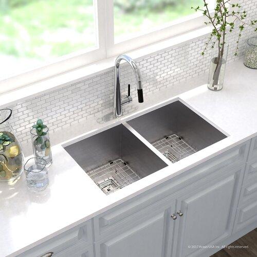 Kohler Strive 32 X 18 25 Undermount Single Bowl Kitchen Sink