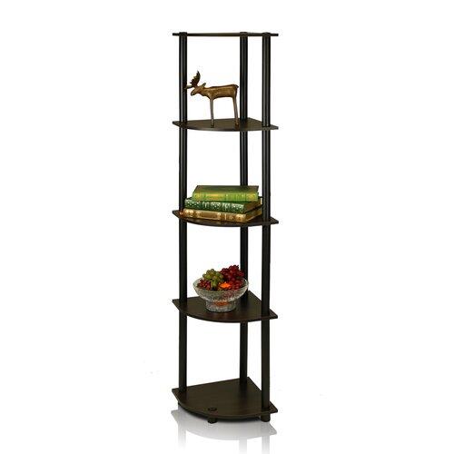 Melanie 57 Corner Unit Bookcase