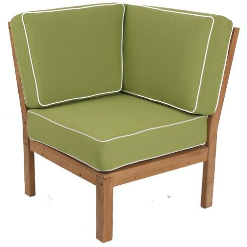 Cambridge Casual Kensington Corner Lounge Chair With