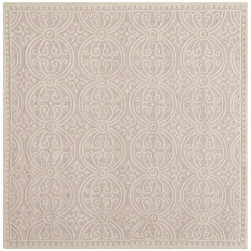 Varick Galleryu0026reg; Martins Light Pink Area Rug