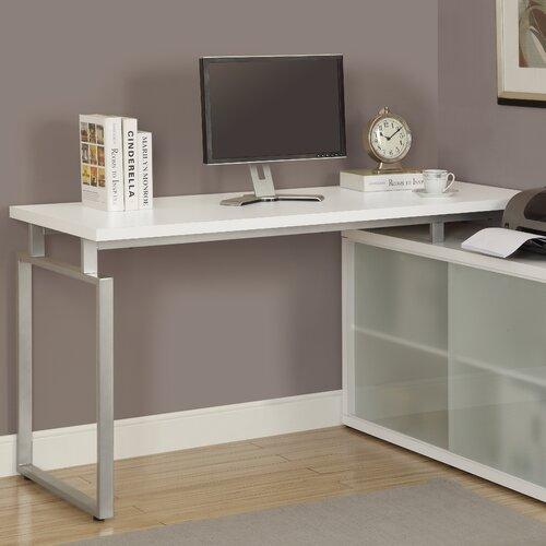 Cramer L Shaped Writing Desk Amp Reviews Allmodern