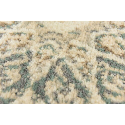 Lark Manor Pauley Sage Green Cream Brown Area Rug