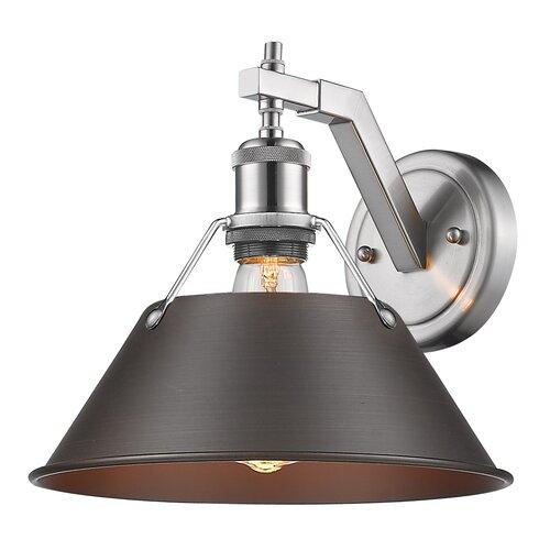 Trent Austin Design Weatherford 1 Light Armed Sconce