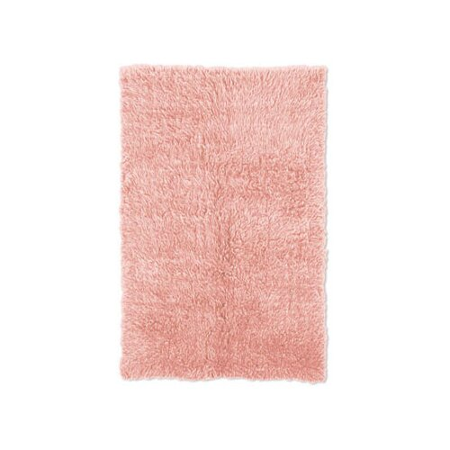 Viv + Rae Flokati Hand-Woven Pink Kids Rug & Reviews