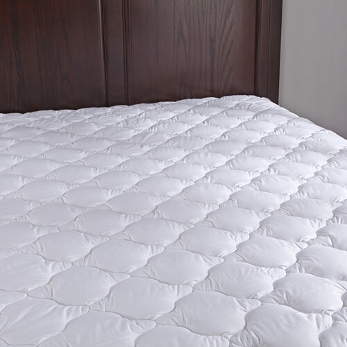 "Puredown 2"" Down Alternative Mattress Pad Topper & Reviews"