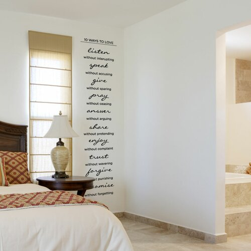 Wallums wall decor 10 ways to love wall decal reviews for Best 20 wallums wall decals reviews