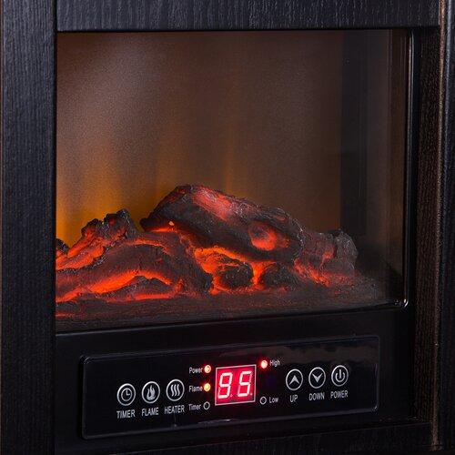 Della Portable 1500 Watt Electric Infrared Cabinet Heater & Reviews