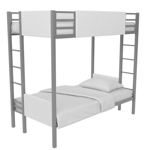 Little Seeds Monarch Hill Raven Twin Bunk Bed Little Seeds Monarch Hill  Raven Twin Bunk. Zinus Canopy Grey Beds   jobs4education com