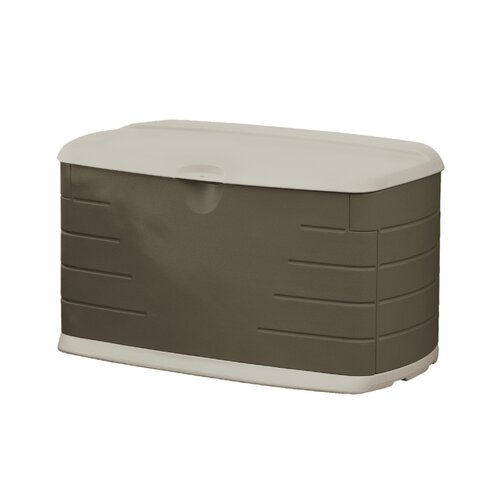 rubbermaid 75 gallon plastic deck box reviews wayfair. Black Bedroom Furniture Sets. Home Design Ideas