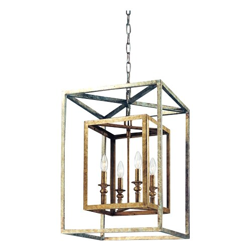 Foyer Ceiling Queen : Troy lighting morgan light foyer pendant reviews wayfair