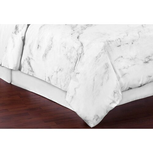 Sweet Jojo Designs Marble 3 Piece Comforter Set Wayfair Ca