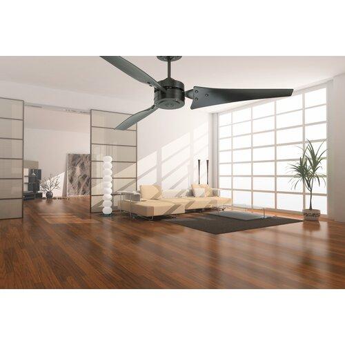 "Emerson Fans 60"" Loft 3-Blade Indoor/Outdoor Ceiling Fan & Reviews ..."