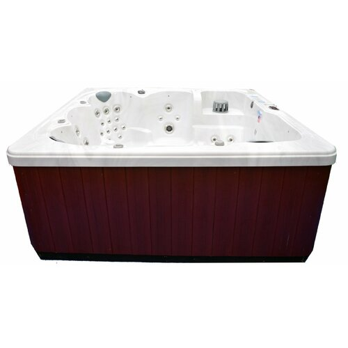 Home And Garden Spas 6 Person 90 Jet Spa With Mp3