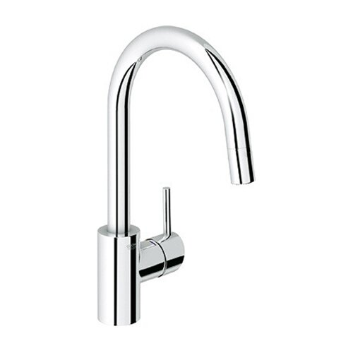 Grohe Concetto Single Handle Single Hole Standard Kitchen Faucet