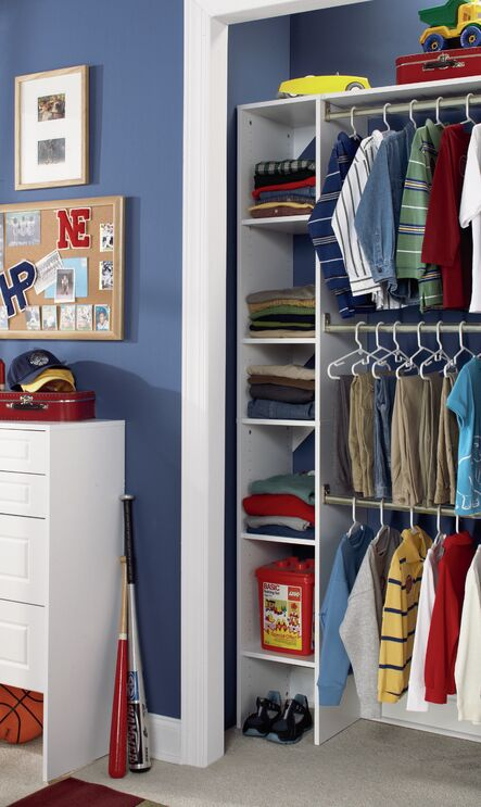 Lovely Fits Closets 6 Ft.   9 Ft. Wide