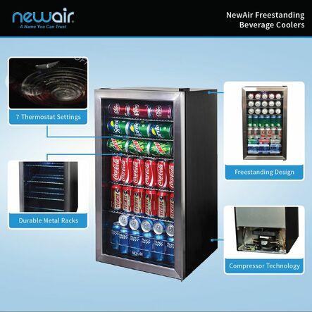 beverage cooler features - Beverage Coolers