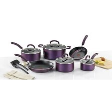 Color Luxe 12-Piece Non-Stick Cookware Set