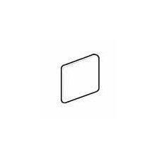 "Sandalo 2"" x 2"" Surface Bullnose Corner Tile Trim in Serene White"