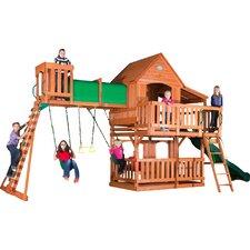 Woodridge II All Cedar Swing Set