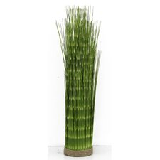 Large Faux Zebra Cedar Grass Bundle