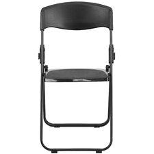 Hercules Series Heavy Duty Plastic Folding Chair