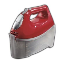 Ensemble Hand Mixer with Snap On Case