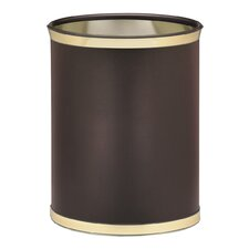 Sophisticates 3.25 Gallon Waste Basket