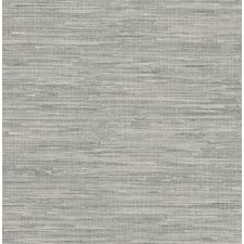Modern contemporary wallpaper allmodern for Self stick grasscloth wallpaper