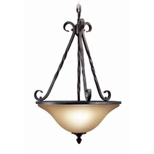 Rosedale 3-Light Pendant