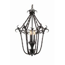 Rosedale 3-Light Foyer Pendant