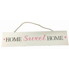 Lighted Home Sweet Home Battery Operated Sign Wall Décor
