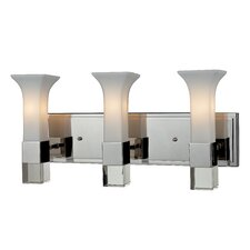 Lotus 3-Light Vanity Light
