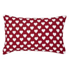 Brushed Hearts Housewife Pillowcase (Set of 2)