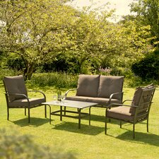 New Ferndown 4 Seater Sofa Set with Cushions