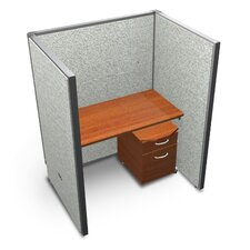 Privacy Station Panel System 1x1 Configuration