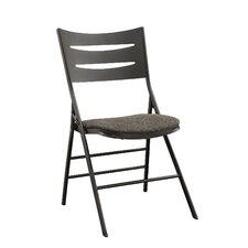 Destiny 3 Slat Back Folding Chair (Set of 4)