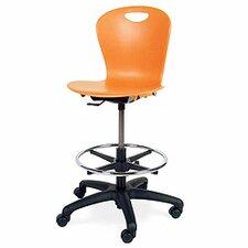 Zuma Mid-Back Drafting Chair
