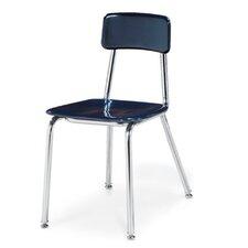 "3300 Series 18"" Plastic Classroom Chair"