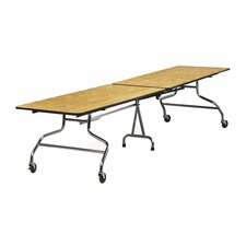 96'' x 30'' Rectangular Cafeteria Table