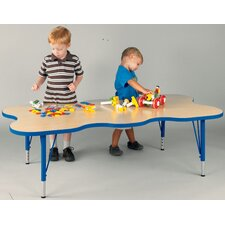 """""""My Place"""" Play Rectangular Activity Table"""