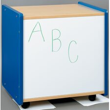 2000 Series Audio Visual Classroom Cabinet with Doors