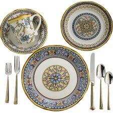 Duomo 16 Piece Dinnerware Set
