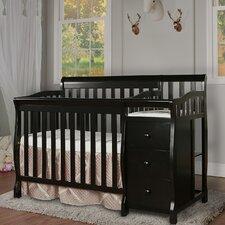 Jayden 4-in-1 Convertible Mini Crib