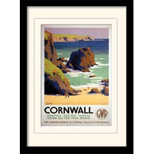 Cornwall #5 Framed Vintage Advertisement