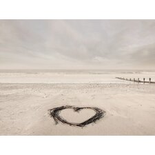 Love Goes On Forever by Ian Winstanley Canvas Wall Art